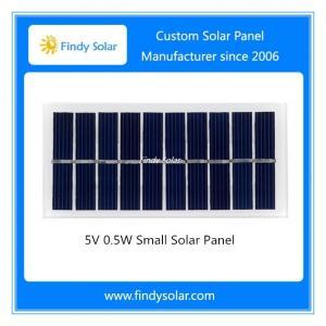 5V 0.5W Small Solar Panel