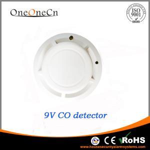 Buy cheap Auto Carbon Monoxide Detectors Alarm Security Passed EN50291 Approval from wholesalers