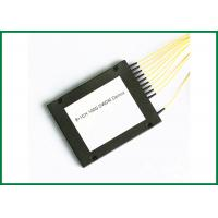 Buy cheap 8+1 Wavelength 100GHz Fiber Optic DWDM C-band L-band Low Insertion loss from Wholesalers