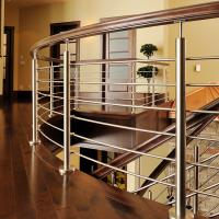 Buy cheap Building Stainless Steel Cable Railing Systems Balcony Wire Polished Finish For Stair from wholesalers