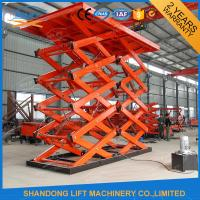 Buy cheap 3T 5M 10M Fixed Hydraulic Car Lift from wholesalers