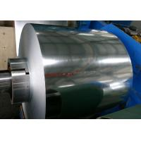 Quality Anti Finger Hot Dipped Galvanized Steel Coils , Galvalume Steel Coil wholesale