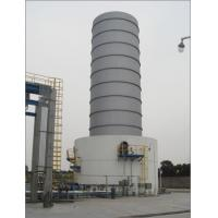 Petrochemical Industries Ground Flare System / Carbon Steel Air Assisted Flare