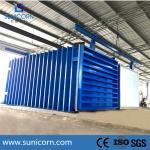 Buy cheap Energy Saving 130Kw Vacuum Cooling Machine 8000-10000kg Per Cycle Capacity from Wholesalers