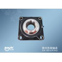 Buy cheap 4 Bolt Flange Bearing / Ball Bearing Unit For Chemical Machinery SUCFPL208 from Wholesalers