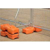 Buy cheap Portable Retractable Fence , Perimeter Fence Panels Easy Installation from Wholesalers