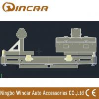 Buy cheap Different SUV Twin Wheel Holders Rear Bumpers Jerry can holders as the extra from wholesalers