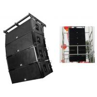 Buy cheap Dual 12 Inch 3 Way Full Range Line Array Speakers 3000W System 139dB P Audio from wholesalers