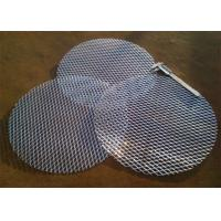 Buy cheap Wholesale Expanded Metal Price/Aluminum Expanded Metal Mesh Panels from Wholesalers
