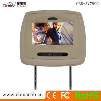 Buy cheap Hot selling 7 inch car headrest AV monitor with digital panel from Wholesalers