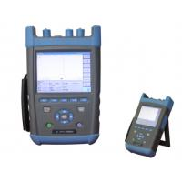 Multifunction OTDR Remote Function Via Ethernet 45dB high dynamic range