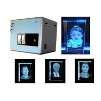 Buy cheap 50DB Sound Level 3D Laser Engraving System 1 Galvo X / Y / Z Motion Controlled from Wholesalers