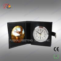 Buy cheap Fashion Travel alarm Clock with Photo Frame for both retailing and promoting from Wholesalers