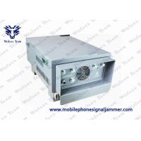 Buy cheap Adjustable  Waterproof Outdoor Signal Jammer High Power For Military Units And Prison from wholesalers