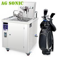 Customized Ultrasonic Golf Club Cleaner Compatible With All Country Currency