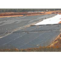 Quality 3.00mm Flexible HDPE Geomembrane Liner For Wastewater Treatment Plant wholesale