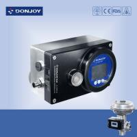 4-7 bar Intelligent valve positioner IP67 Level of protection for process controller