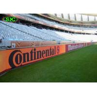 Buy cheap Live Football Video P10 Full Color Advertising Stadium Led Display Screen from Wholesalers