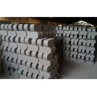 Thermal Conductivity Magnesia Carbon Brick , High Basic Slag Resistance Refractory Blocks
