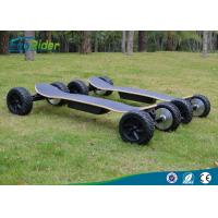Quality EcoRider 48V 11Ah Off Road Electric 4 Wheel Skateboard With Bluetooth wholesale