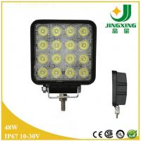 Buy cheap 48W high power auto led work lights for truck, 4X4 Offroad , tractor from Wholesalers