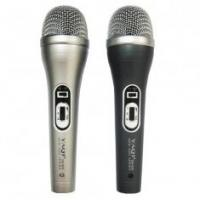 Buy cheap Silver Dynamic Karaoke Unidirectional Wires Microphones System for outdoor activity from wholesalers