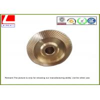 Quality CNC Machining Components milling machines Precision Gears used for power feed wholesale
