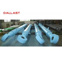 Buy cheap High Pressure Double Acting Hydraulic Cylinder for Industry Truck / Crane / Dumper from Wholesalers