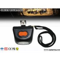 Buy cheap Explosion Proof LED Miners Cap Lamp With OLED Cordless 4000 Lux Brightness IP67 from Wholesalers