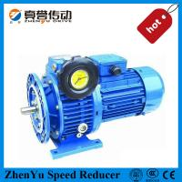 Buy cheap Precision 1450 Rpm Stepless Speed Variator Of Motor / Friction Gear And Pressure Device from Wholesalers