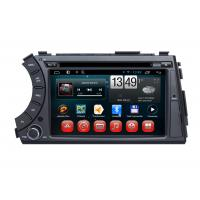 Buy cheap Ssangyong Kyron Actyon GPS Car Multimedia Navigation System Android 3G WIFI SWC BT from Wholesalers