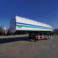 China Oil tanker semi trailer crude oil tanker trailers oil tank semi trailer oil tanker for sale on sale