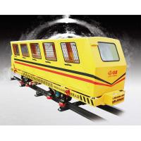 FLP Coolie Car for Person on Special Rail for the underground coal mine
