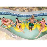 Buy cheap Amusement Park Equipment Lazy River For Adults , Fiberglass Material from wholesalers