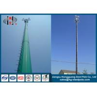 Buy cheap Q345 Overlap Type Telecomminication Towers with Platform from wholesalers