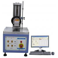 Buy cheap Rubber Keystroke Tester , Key Switch Button Force Position Test Machine with Computer from wholesalers