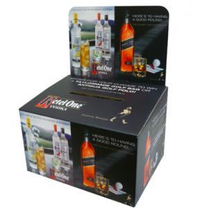 Buy cheap Custom Packaging Cardboard Boxes , Waterproof Corrugated Storage Boxes from Wholesalers