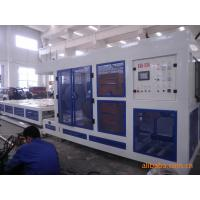PVC PIPE belling machine in pipe making machinery
