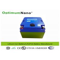 Buy cheap 12V  30Ah lithium battery long life 12V lithium battery for UPS from Wholesalers