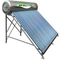 Buy cheap NP-S stainless steel covered outside image solar water heaters from Wholesalers