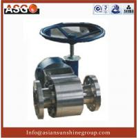 Buy cheap Special Alloy Inconel 625 Float Ball Api Ball Valve- Ball VASG Fluid Control Equipment–ASG from Wholesalers
