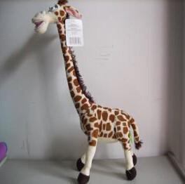 Stuffed Plush Toys Stuffed animal sutffed giraffe