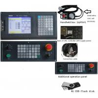 Buy cheap Humane 4 Axis milling CNC Controller system with usb + dsp function , PLC ladder and ATC from wholesalers
