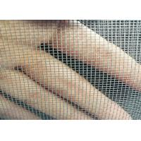 Buy cheap Invisible 18 x 16 Mesh Window Screen , Plastic Insect  Proof  Screen 30 M Length from wholesalers