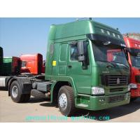 Buy cheap SINOTRUK HOWO 4 X 2 TRACTOR TRUCK 290HP With Euro II / III Standard ZZ4257S3243V from Wholesalers