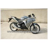 Buy cheap Honda CBR 150 Motorcycle Two Wheel Drag Racing Motorcycles With 4 Stroke Air-cooled Gray from Wholesalers