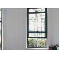 Cheap Professional Aluminium Vertical Sliding Windows Fiberglass Fly Screen Dust Proof for sale