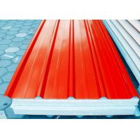 Buy cheap Orange Prepainted Galvanized Steel Coil With Hot Dipping Processe from Wholesalers
