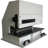 Buy cheap Pcb Depaneling Machine, High Precision Motorized Linear Blade Pcb Depanelizer CWVC-3 from Wholesalers