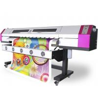 Quality Two DX5 Epson Solvent Printers , 1.8M 1440DPI Wall Paper Machine wholesale